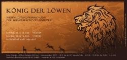 2007 - König der Löwen
